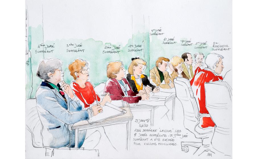 jur 233 s les acteurs la justice traits de justice